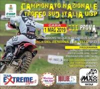 Campionato Nazionale UISP Trofeo Sud Italia MotoCross 01 Maggio 2019 Lavello (PZ) Basilicata