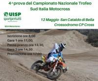 Campionato Nazionale UISP Trofeo Sud Italia MotoCross 12 Maggio 2019 San Cataldo (PZ) Basilicata