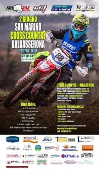 Campionato Nazionale UISP Trofeo Italia CountryCross 2 Giugno 2019 Baldasserona Città di San Marino, San Marino