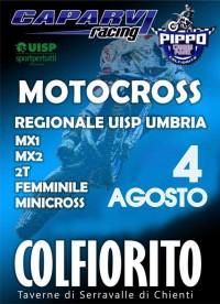 Campionato Regionale UISP Trofeo Umbria MotoCross 04 Agosto 2019 Colfiorito (PG)  Umbria