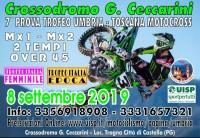 Campionato Regionale UISP Trofeo Umbria MotoCross 08 Settembre 2019 Citta di Castello (PG) Umbria