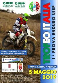 Campionato Nazionale UISP Trofeo Italia Enduro 5 Maggio 2019 - Ponte Pattoli (PG) Umbria