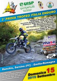 Campionato Nazionale UISP Trofeo Italia Enduro 15 Settembre 2019 – Ranchio Sarsina (FC) Emilia Romagna