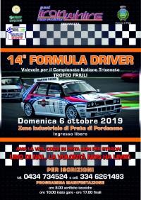 14° Formula Driver 06 Ottobre 2019 Prata di Pordenone (PN) Friuli-Venezia-Giulia