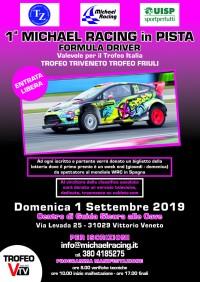 1° Michael Racing in Pista 01 Settembre 2019 Vittorio Veneto (TV) Veneto